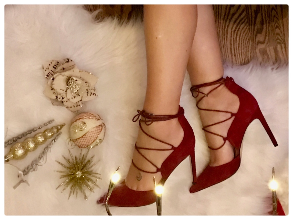 Holiday Party Shoes? Coming Right Up!